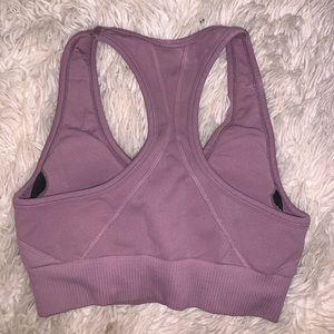Gymshark Intimates & Sleepwear - ❌sold❌Doyoueven Hyperflex Seamless Bra- Mauve NWOT